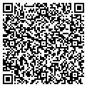 QR code with B & T Electrical Services Inc contacts