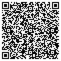 QR code with J & D Cleaning Service contacts