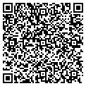 QR code with James A Carter & Son Plumbing contacts