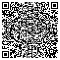 QR code with Kim & Dales Trucking Inc contacts