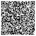 QR code with B & JS Collectibles contacts