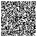 QR code with G & B Auto Exchange Inc contacts