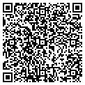 QR code with K & G Mini Storage contacts
