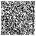 QR code with M & E Travel Trailer Park contacts