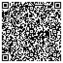 QR code with B & J Siding Distributors contacts