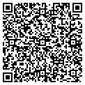 QR code with M & M Auto Sales contacts