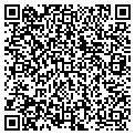 QR code with C & C Collectibles contacts