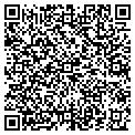 QR code with K & S Auto Sales contacts