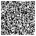 QR code with B & B Electric Inc contacts