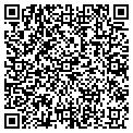 QR code with D & F Auto Sales contacts