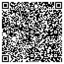 QR code with N Sweet Natural Inc contacts