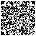 QR code with W H Braum Inc contacts