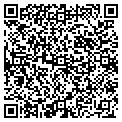 QR code with L & R Smoke Shop contacts