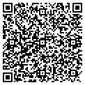 QR code with Alma Water Department contacts