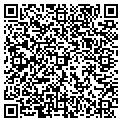 QR code with M & C Electric Inc contacts