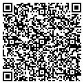 QR code with B & M Metal Roof Decking contacts