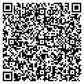 QR code with D & D Auto & Wrecker contacts