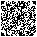 QR code with J & C Rental Properties contacts