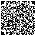 QR code with James R Moneypenny PHD contacts