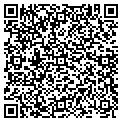 QR code with Simmons Mechanical & Construct contacts