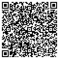 QR code with J & J Hairstyling contacts