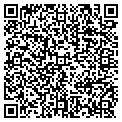 QR code with C & J's Quick Save contacts