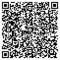 QR code with C & F Contract Flooring LLC contacts