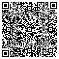 QR code with S & W Liquor Inc contacts