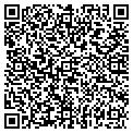 QR code with D & V Rod & Cycle contacts