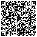 QR code with J & C Tree Service Inc contacts