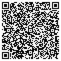 QR code with W & W Planting Company Inc contacts