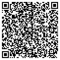 QR code with J & P Hill Trucking contacts