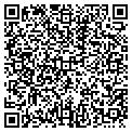 QR code with H & H Mini Storage contacts