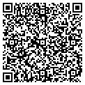 QR code with J & J Truck Service contacts