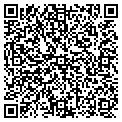 QR code with B & B Wholesale Inc contacts