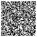 QR code with D & C Sales Service Inc contacts