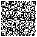 QR code with H & B True Value Hardware contacts