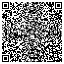 QR code with P C Lan'd Of Alaska contacts