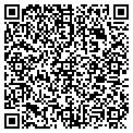 QR code with J & S Bait & Tackle contacts