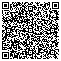 QR code with L & M Property Management contacts