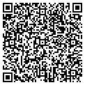 QR code with B & B Auto Brokers contacts