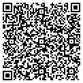 QR code with P & B Repairs Inc contacts