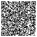 QR code with W & W Hickory Smoke Barbeque contacts
