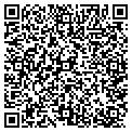 QR code with J&K Heat and Air Inc contacts