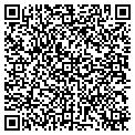 QR code with A A A Plumbing & Heating contacts