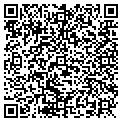 QR code with H & S Maintenance contacts