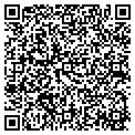 QR code with D Mosley Trucking Co Inc contacts