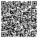 QR code with B & B Auto Sales contacts
