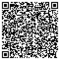 QR code with M J Hall & Co Of Alaska Inc contacts