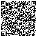 QR code with B & B Quality Concrete Co contacts